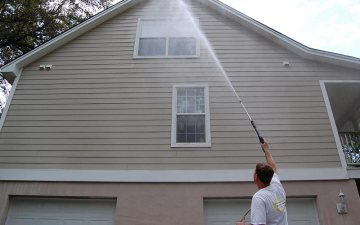 Exterior House Wash Auckland